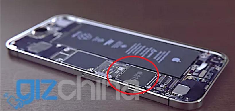 Lộ ảnh iPhone 7: Giống iPhone 5, mỏng hơn, có sạc không dây