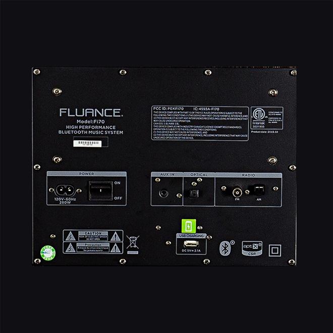 Fluance giới thiệu Fi70: loa Bluetooth đầu tiên có 2 woofer cỡ 20cm!