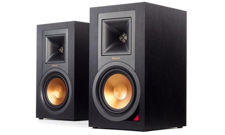Klipsch giới thiệu dòng loa tham chiếu R-15PM: có sẵn ampli, giá 499USD