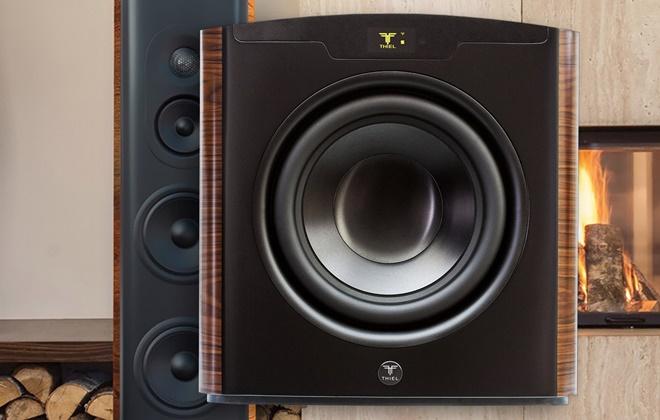 Thiel Audio ra mắt thế hệ SmartSub 1.12