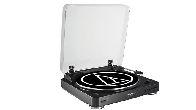[CES 2016] Audio Technica AT-LP60-BT: mâm đĩa nhựa cho loa không dây