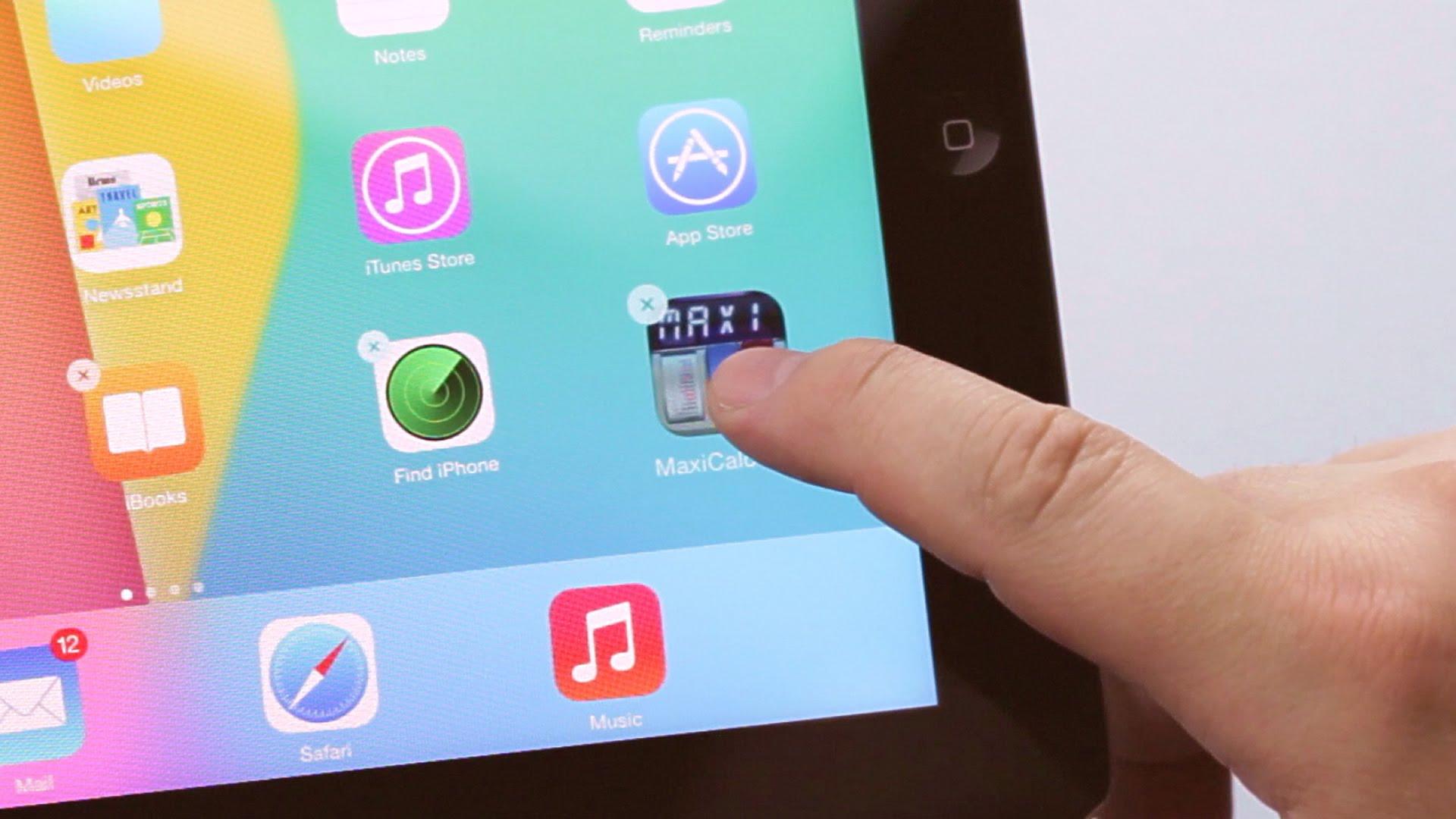 Mẹo xóa icon ứng dụng bất kì trên iOS 9 siêu đơn giản