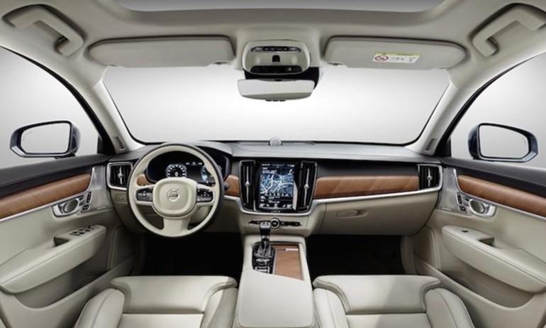 Bowers & Wilkins ra mắt hệ thống âm thanh cho xe Volvo S90 mới