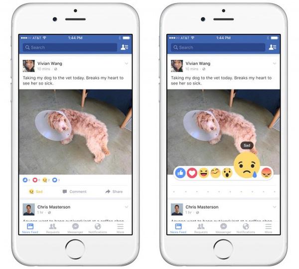 Facebook sắp mang nút Like kiểu mới về Việt Nam