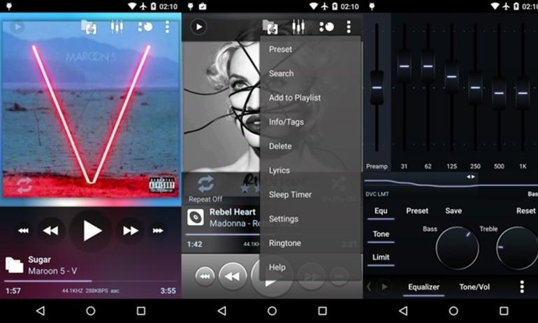 Poweramp cập nhật phiên bản 3.0: diện mạo mới, bass tốt hơn