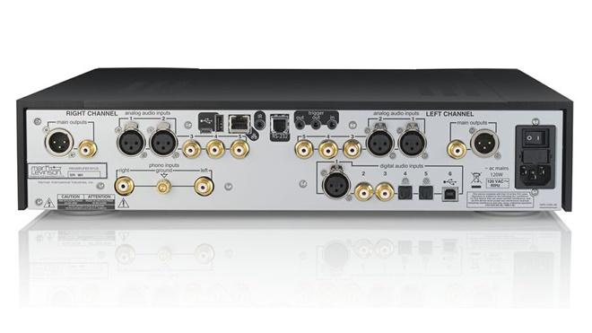 Mark Levinson giới thiệu No. 526: DAC Hi-Res kiêm pre-amp Dual-Monoaural