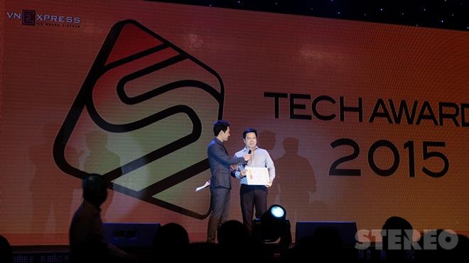 """Samsung thắng lớn ở Số Hóa Tech Award 2015, Apple bị """"thất sủng"""""""