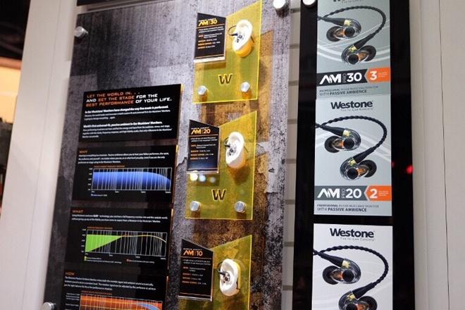Westone ra mắt dòng tai nghe AM Pro dành cho nhạc sĩ