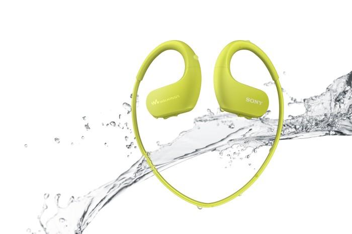 [CES 2016] Walkman WS414: Chống nước biển, nhiều tính năng mới