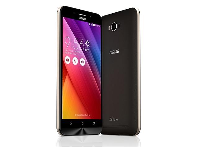 [CES 2016] Zenfone Max lên kệ: Pin 5000mAh, giá 5 triệu