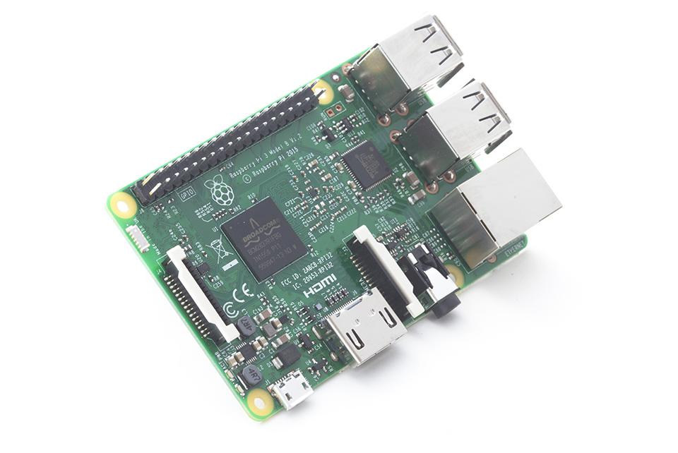 Raspberry Pi 3: CPU 64-bit, thêm Wifi, Bluetooth, giá $35
