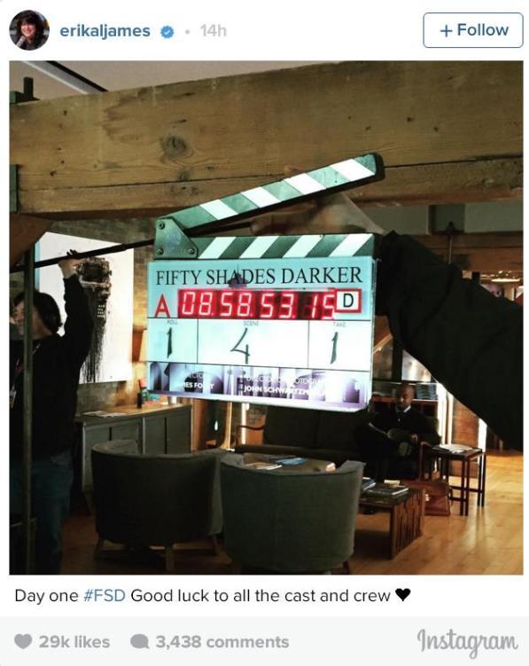 """""""50 Sắc thái"""": Lộ diện người tình nóng bỏng của Dakota Johson"""