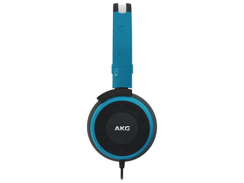 AKG Y30U – tai nghe portable gọn nhẹ đầy màu sắc, giá dễ chịu