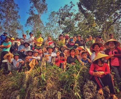"""Chiêm ngưỡng phim trường của """"Kong: Skull Island"""" tại Việt Nam"""