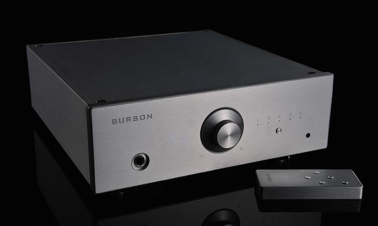 Hé lộ Burson Conductor V2+, USB DAC tích hợp headamp công suất 8 Watt