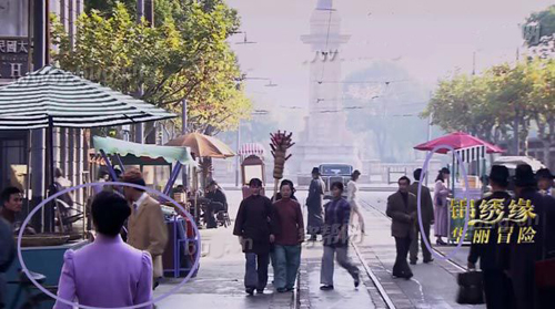 """Cười chảy nước mắt với """"sạn"""" trong phim Trung Quốc"""
