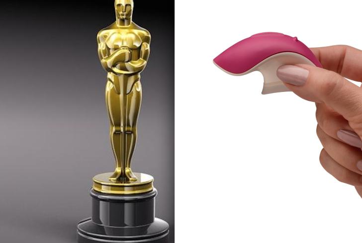 """""""Đồ chơi nhạy cảm"""" nằm trong phần thưởng Oscar"""