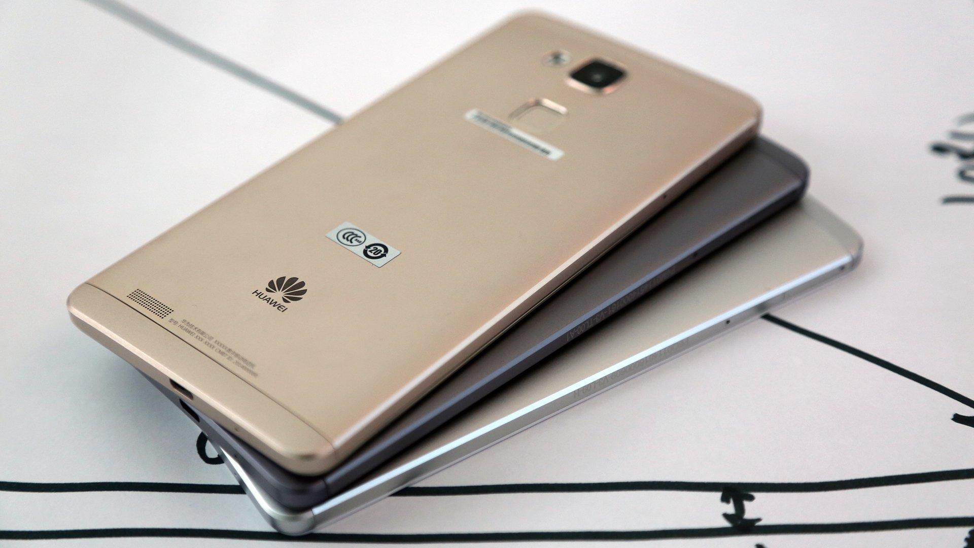 """Huawei: """"5 năm nữa chúng tôi sẽ vượt Apple và Samsung"""""""