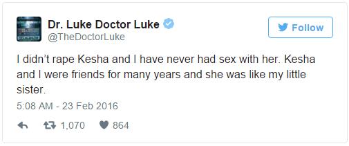 Kesha và Dr. Luke đâu giả, đâu thật?