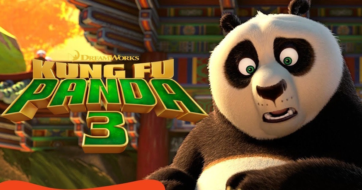 """""""Kung Fu Panda 3"""" chiếm ngôi vương ngay khi tái xuất"""