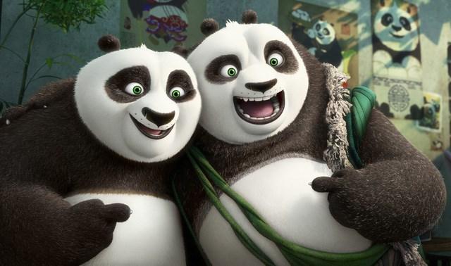 """""""Kung Fu Panda 3"""" sẽ thất thu ở Việt Nam vì lộ bản Full HD"""