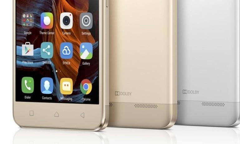 [MWC 2016] Lenovo Vibe K5 và K5 Plus: loa ngoài kép, âm thanh Dolby Atmos