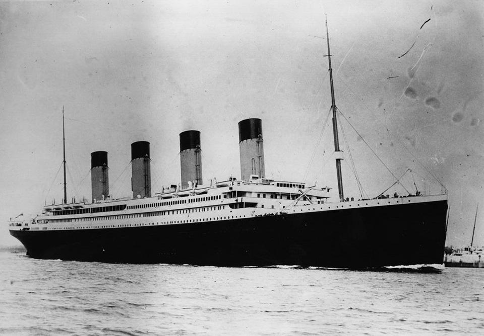 Liệu có thiên tình sử thứ 2 trên Titanic phiên bản 2018?