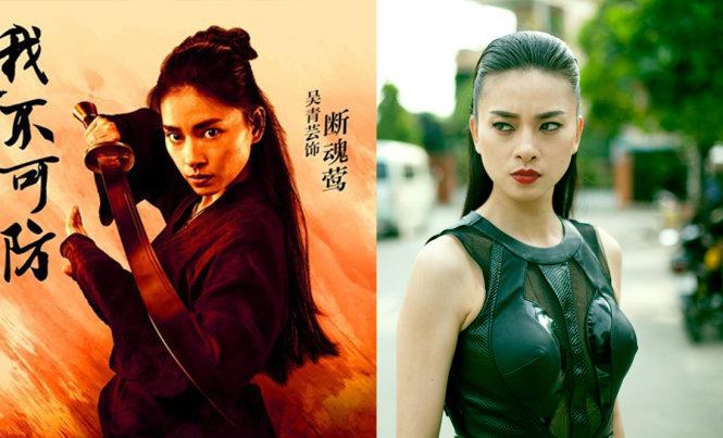 """Ngô Thanh Vân lộ diện trong trailer của """"Ngọa hổ tàng long 2"""""""