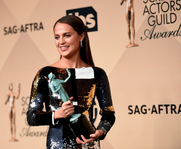 SAG Awards 2016 – Điềm may Oscar của Leonardo DiCaprio