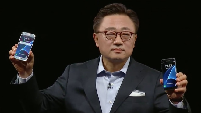 [MWC 2016] Samsung giới thiệu Galaxy S7/S7 EDGE: nâng cao tốc độ và camera