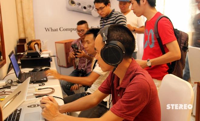 Thị trường tai nghe Việt Nam 2016 có nhiều dấu hiệu khởi sắc
