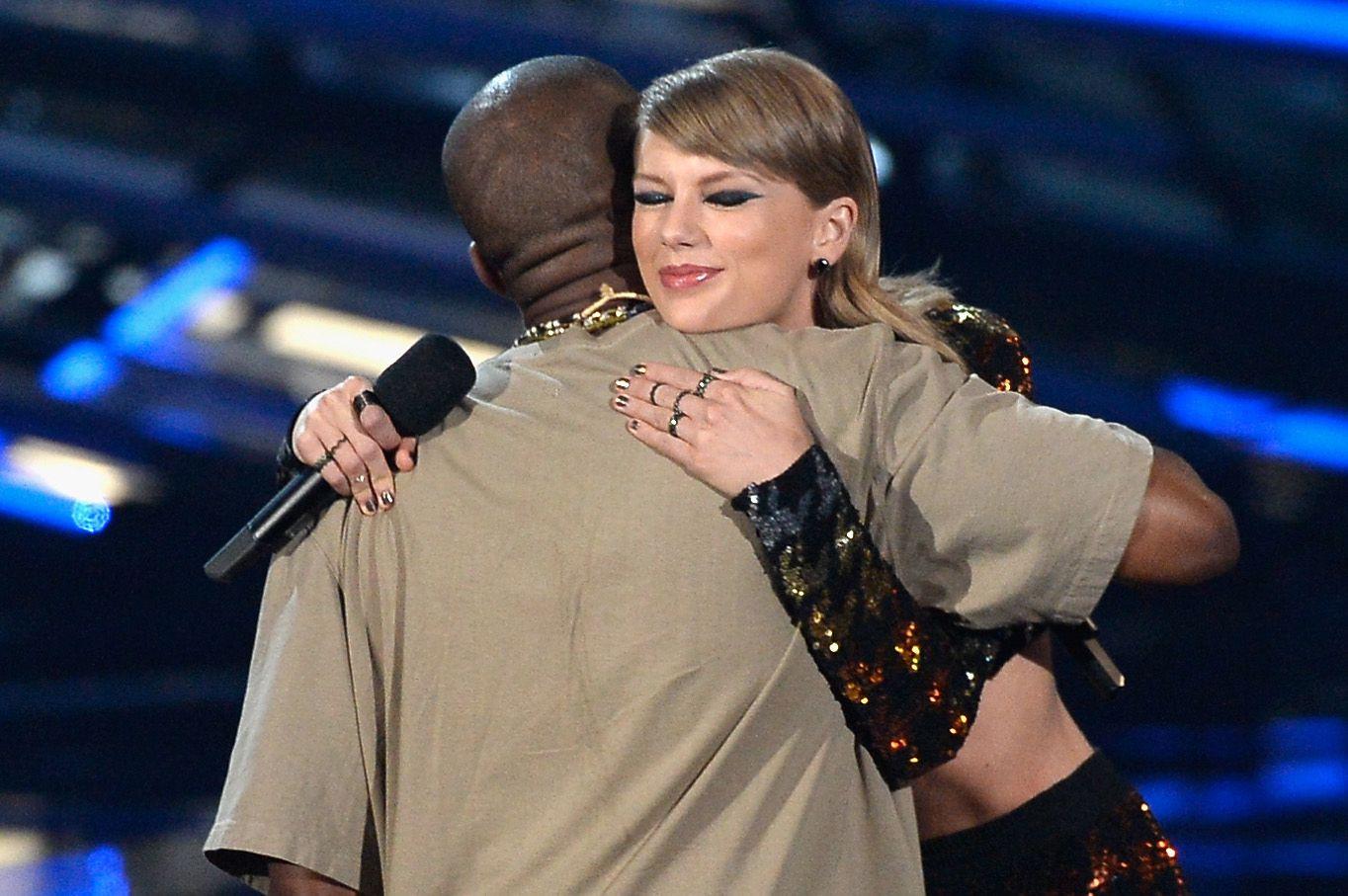 Taylor Swift và Kanye West – Khi bạn, khi thù