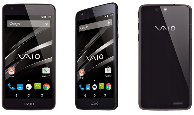 VAIO sắp tung ra smartphone Windows 10 Mobile?