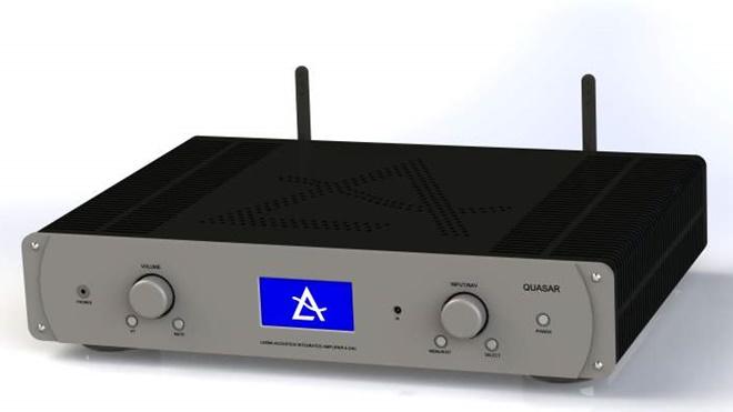 Leema Acoustics giới thiệu bộ DAC/ampli/Streamer mang tên Quasar