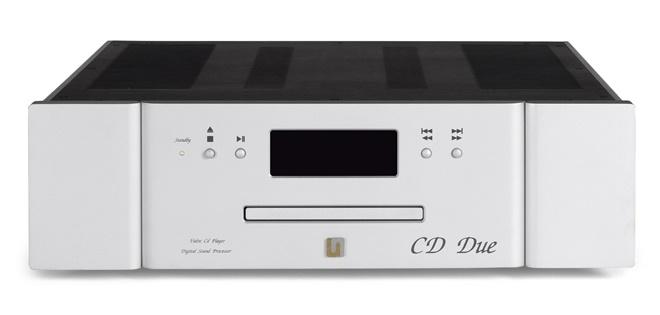 Unison Research ra mắt đầu CD đa dụng Unico CD Due