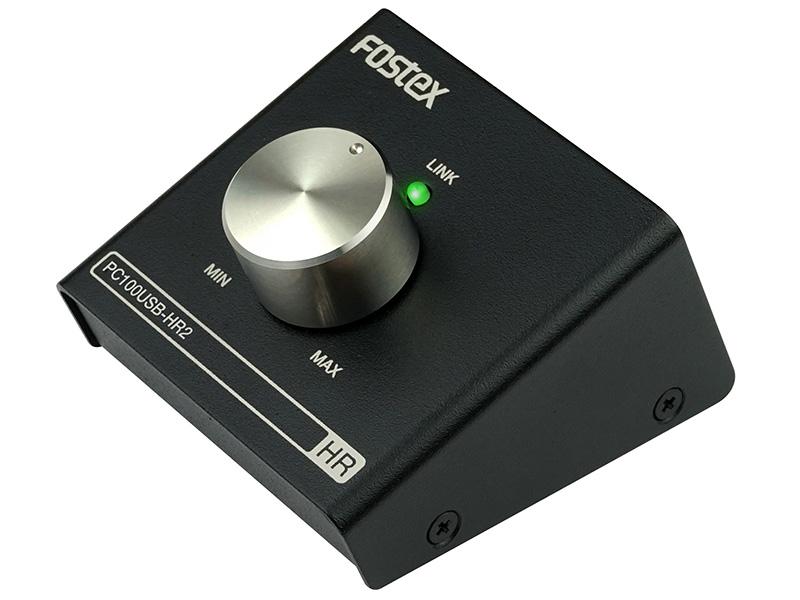 """Fostex PC100USB-HR2 – USB DAC """"cắm là chạy"""" giá mềm dành cho máy tính"""