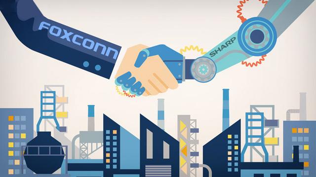 Foxconn bất ngờ hoãn mua lại Sharp do phát hiện thêm nhiều khoản nợ mới