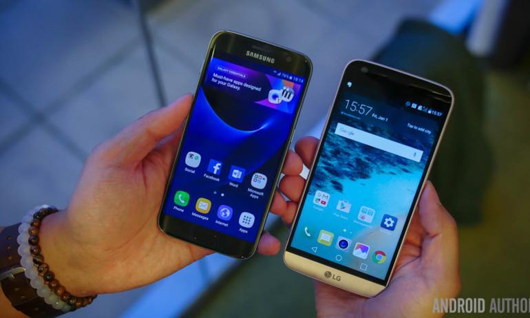 LCD vẫn vượt trội so với AMOLED ở phân khúc smartphone cao cấp