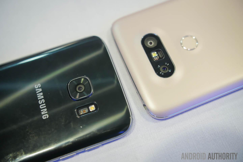 """Galaxy S7 và G5 khiến thị trường smartphone cao cấp """"đóng băng"""""""