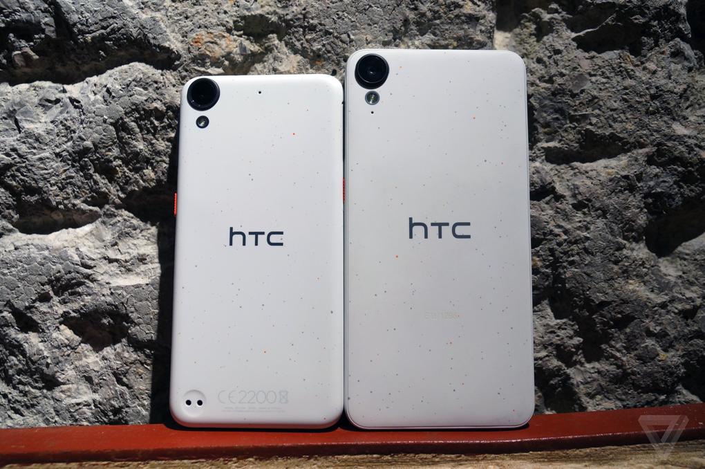 [MWC 2016] HTC ra mắt Desire 530, 630 và 825: Thiết kế trẻ trung, âm thanh Hi-Res