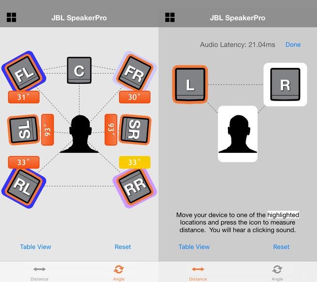 JBL ra mắt 2 phần mềm tinh chỉnh vị trí loa, từ miễn phí cho tới 2USD