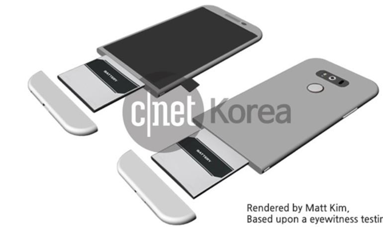 LG G5 có thể sử dụng DAC và ampli do Bang & Olufsen thiết kế