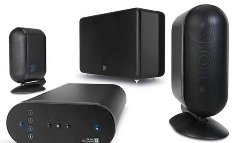 Q Acoustic ra mắt dòng loa 2.1 Media 7000: cho cả xem phim và nghe nhạc