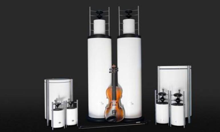 Burmeister Audio giới thiệu cặp loa đầu bảng mang tên DIVA