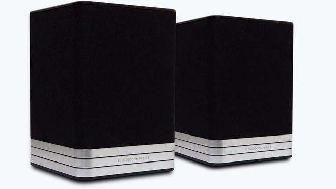 Electrocompaniet ra mắt bộ đôi loa không dây TANA SL-1 và L-1