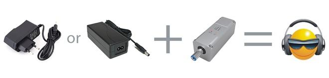 iFi Audio ra mắt bộ lọc nhiễu nguồn DC iPurifier, giá bình dân