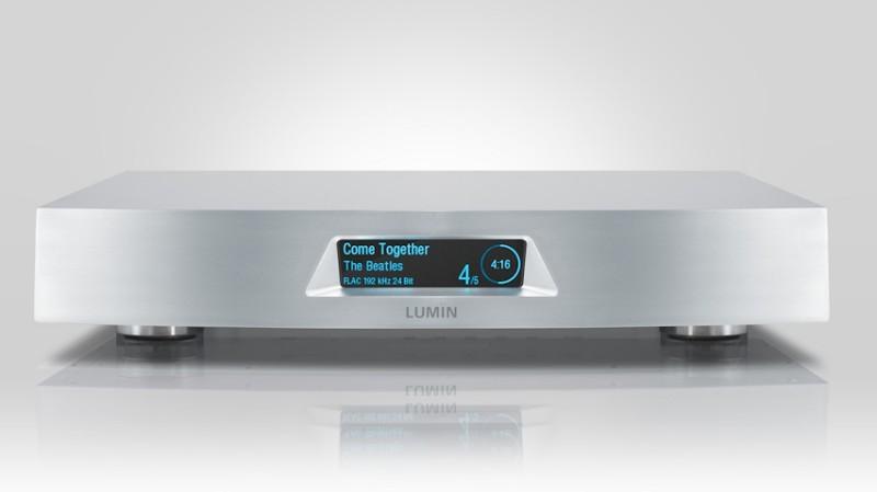 Lumin U1, Network Transport đa năng hỗ trợ Tidal, giá 111 triệu đồng