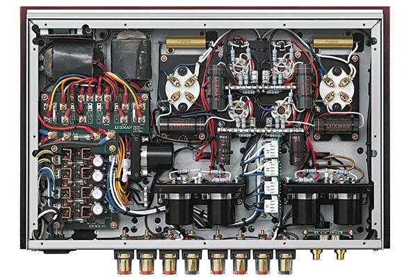 Lộ diện ampli đèn Luxman MQ-300, giá khoảng 540 triệu đồng