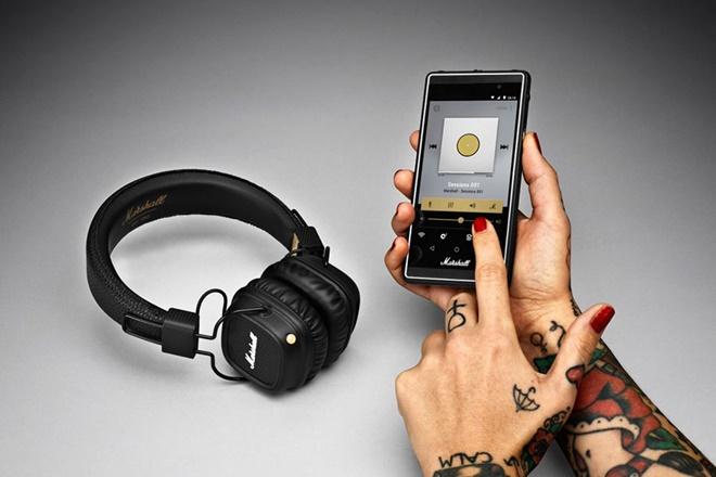 Marshall ra mắt Major II Bluetooth, giá 3,3 triệu đồng