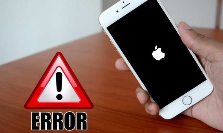 """Hàng loạt iPhone lại dính lỗi """"treo Táo"""""""